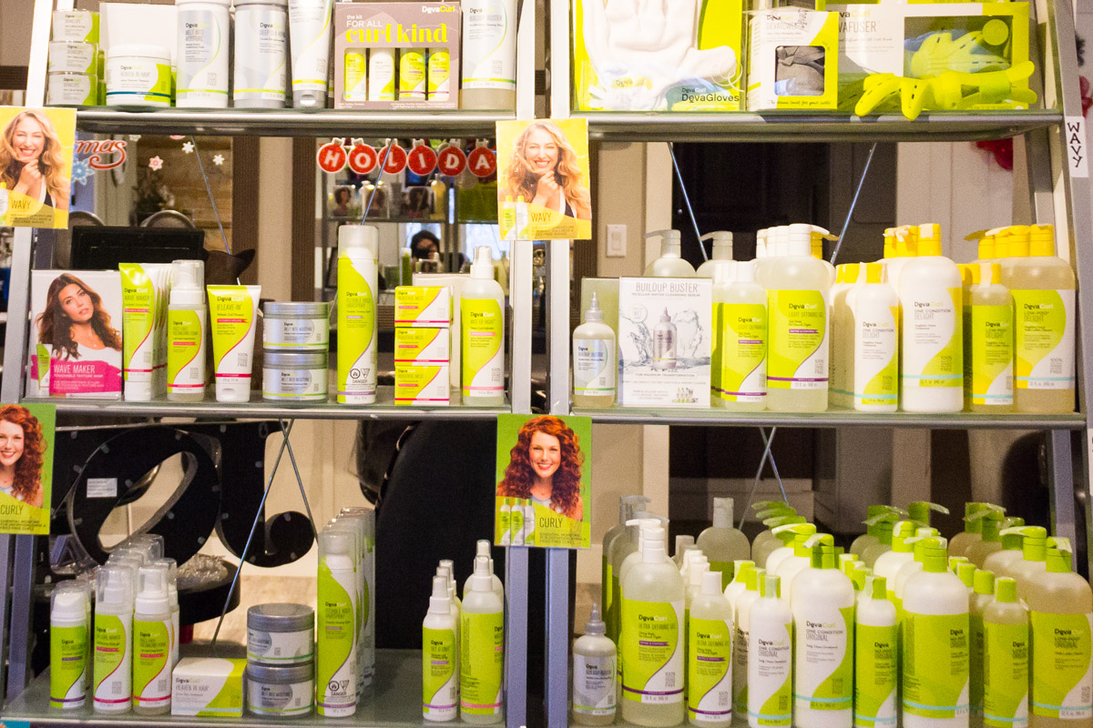 Introducing DevaCurl…