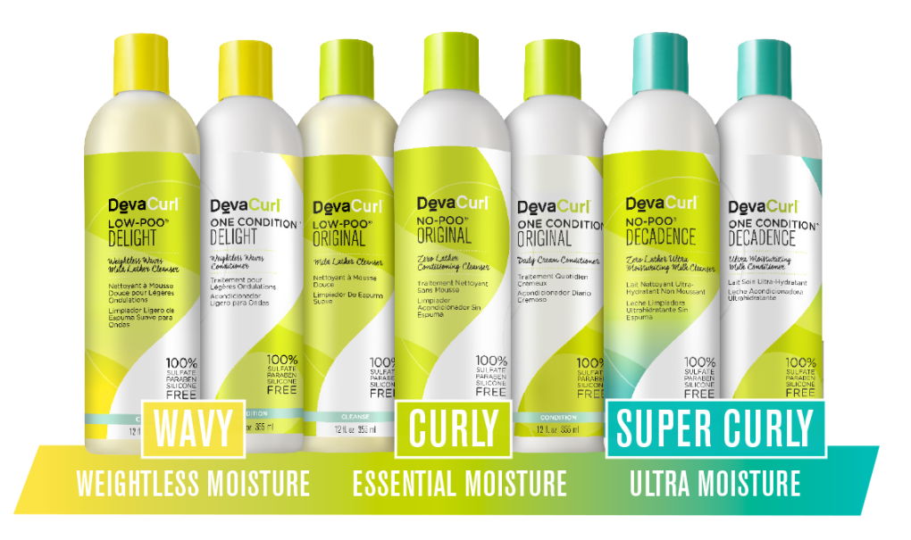DevaCurl hair products – best experience !