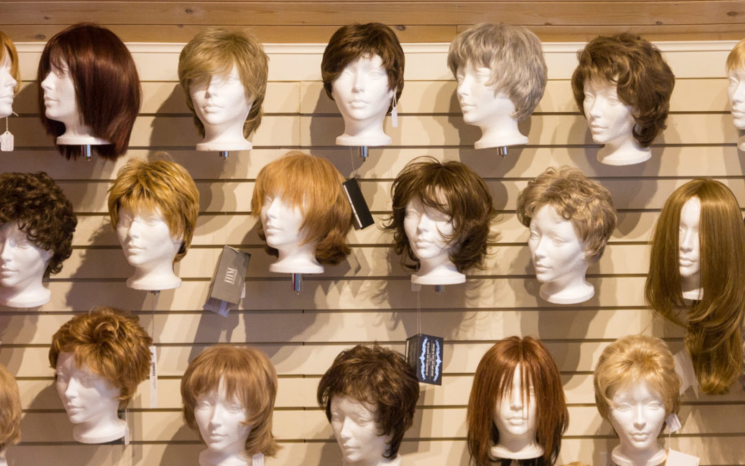 What are you looking for when choosing a hair piece